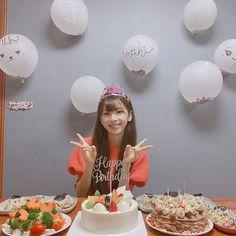 NiziU(@niziu_artist_official) • Instagram 사진 및 동영상 Happy Birthday, Birthday Cake, Japan Girl, Are You Happy, Kpop, Entertaining, Make It Yourself, Projects, Instagram