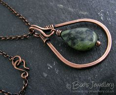 necklace17388f by Boo's Jewellery, via Flickr