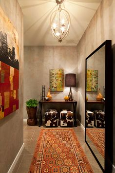 Elegant Green Wallpaper By Austin Interior Design Firm Merrilee McGehee Designs. | Austin  Interior Designers And Designs | Pinterest | Design Firms, Interiors Andu2026
