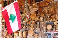Souvenir Shop Cedar of Lebanon