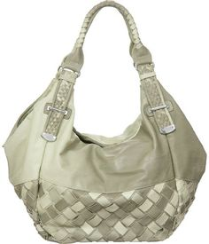 Woven Ombre Sage Green ExtraLarge Hobo Handbag -- To view further for this item, visit the image link.