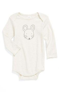 Nordstrom Baby Graphic Bodysuit (Baby Girls)   Nordstrom