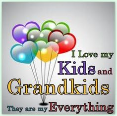 Love my kids and granddkids!!