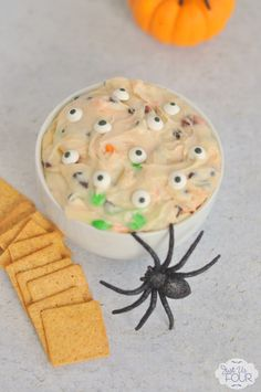 Monster Cookie Dip t