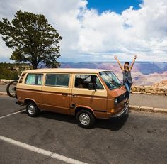 A successful 1000+mile road trip in this 1981 Aircooled Vanagon! Vanlife. Travel. Adventure