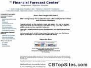 Financial Forecast Center Extended Forecasts Subscription
