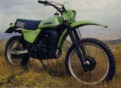 KDX 400, 1979