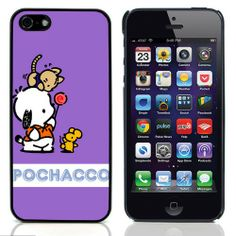 Pochacco Hard Case Skin Protection Cover for Apple iPhone 5