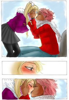nalu-love-4-life — fairytailsanddragonscales: Me: *takes her own...