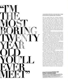 typography design in page layout Collage Magazine, Editorial Magazine, Media Magazine, Dazed Magazine, Ideas Magazine, Magazine Articles, Graphic Design Layouts, Text Design, Graphic Design Typography