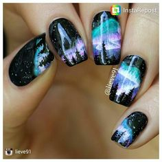 "323 Likes, 13 Comments - SCRA2CH- Nail Art World (@scra2ch) on Instagram: ""Gen @vernimage is inspired by the one artist whose brilliance is unbeatable, keeping alive the…"""