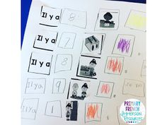 Dans ma salle de classe! Students can practice French sentence structure using numbers, classroom objects, and colours! A great practice activity for Core French or French Immersion! #frenchimmersion #corefrench #teacherspayteachers