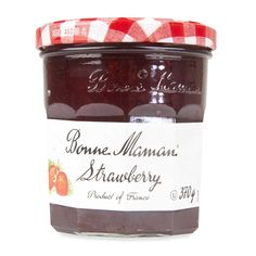 Bonne Maman Strawberry Jam 370g