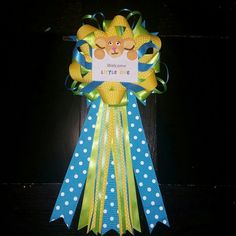 Lion King/Lion Guard Baby Shower Corsage for Mom To Be  Designs By Monee'