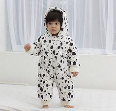 正版韓國PARADISE嬰兒包屁衣-豪華雪衣