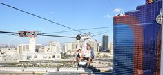 New Thrills Raise the Stakes in Las Vegas