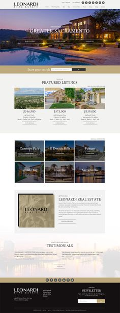 Real estate wordpress theme Clean IDX now available as a download ...