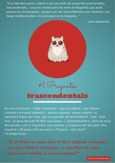 Preguntes trascendentals (1) #infografia #lespersonetescreatives