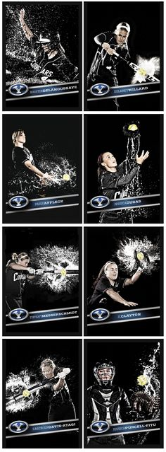 good ideaa for softball pictures:):) i think yesss~!!!