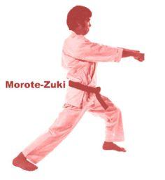 Morote-Zuki Kyokushin Karate, Shotokan Karate, Taekwondo, Jiu Jitsu, Karate Kata, Goju Ryu, Shaolin Kung Fu, Martial Arts Techniques, Kanazawa
