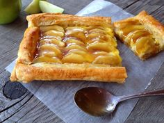 ~ A Note About the Nester ~ I once ate and apple and found half a worm. It made me realize that it is better to find a whole worm… think about it. :o) French Inspired Apple Custard Tart Last summer our family took an amazing trip toFrancee and we dined our way through …
