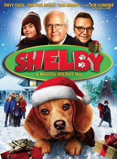 I received the product below to review in exchange for sharing my honest opinion. Shelby: A Magical Holiday Tail Released: November 3, 2015 Running Time: 93 minutes Studio: Anchor Bay Entertainment Directed by Brian K.-- ends 12/4/15