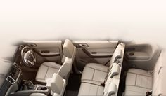 #Ford #Endeavour has seven seats with total comfort  With seven leather-upholstered seats, there's plenty of room inside the Endeavour to take the whole family, team or whoever is coming along for the ride in total comfort and space. Contact us #SabarmatiFord for more details. Call us on 079 4002 7134