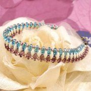 Super Duo Weave Bracelet Kit - Coral Seas