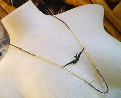 NEW Always Flying Necklace Mixed Chain by XenaraesRoom on Etsy