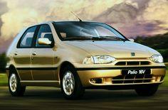 Fiat Palio primeira geração (1996). Confira notícias sobre o mundo automotivo: https://www.consorciodeautomoveis.com.br?idcampanha=296_source=Pinterest_medium=Perfil_campaign=redessociais
