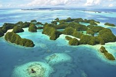 4. Palau | The 25 Places You Must Explore In 2016. Don't forget when traveling that electronic pickpockets are everywhere. Always stay protected with an Rfid Blocking travel wallet. www.igogeer.com for more information. #igogeer
