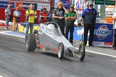 Blaze Hansen - the 2012 Willowbank Raceway Knijff Earthmoving Modified Track Champion (credit - dragphotos.com.au)