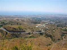 Mijas view over Fuengirola