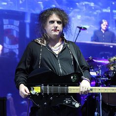 The Stare Down by The Cure Lollapalooza Chicago photo by: Dietrich Zeigler http://instagram.com/p/cnsmqKnQ1D/