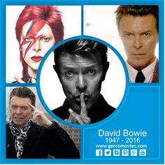 """Hoy amanecimos con la noticia que el señor #DavidBowie dejó este mundo a la edad de 69 años al perder la batalla contra el cáncer.  Sin embargo, Bowie nos deja un legado de grandes éxitos como """"Heroes"""", """"The Man Who Sold the World"""", """"Space Oddity""""; y con esto también personajes memorables en el cine, ya que gran parte de su carrera se la dedicó al séptimo arte y a la música logrando marcar tendencias en ambas."""