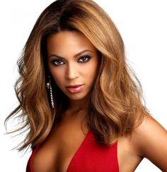 Beyonce With Chocolate Brown Hair