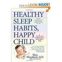 "Recommended by a blogger ""Healthy Sleep Habits, Happy Child"""