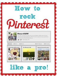 How to Rock Pinterest Like a Pro pinterest, tips, advice, how-to, https://apps.facebook.com/yangutu