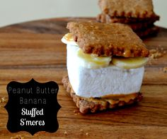 Handmade S\\\'Mores Stuffed S mores from