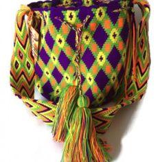 mochila bag multi colour