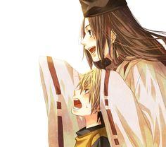 Hikaru no Go (°^°)*Begins to cry*  SAAAAIIII WHHHY