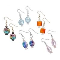 Wrapped Candy - Earrings