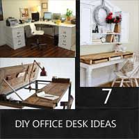 Unique And Creative Diy Office Desk Ideas
