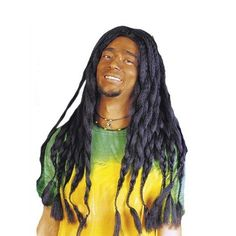 Rasta Peruk Bob Marley Peruğu sadece 39.99 TL!