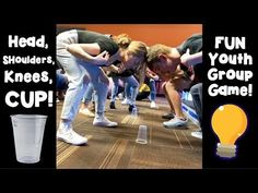 Fun Youth Group Games, Group Activities For Adults, Youth Ministry Games, Youth Group Lessons, Youth Activities, Youth Group Rooms, Family Games, Games For Groups, Group Activity Games