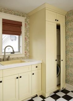 washer dryer cabinet | cabinet to hide washer and dryer.