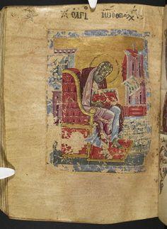 Portrait of St John the Evangelist: Add MS 37002, f. 193v - See more at: http://britishlibrary.typepad.co.uk/digitisedmanuscripts/#sthash.Wf0dAq2A.dpuf