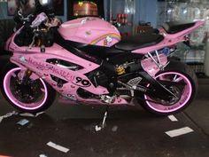 Pink Hello Kitty Motorcycle   PA120572.jpg