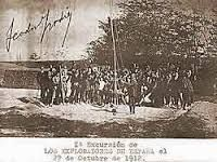 Resultado de imagen para fotos antiguas de scouts