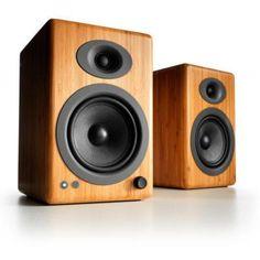 Audioengine | A5+ Powered Wireless Speakers | Melbourne Hi Fi Wireless Speaker System, Desktop Speakers, Multimedia Speakers, Tower Speakers, Speaker Wire, Bookshelf Speakers, Speaker Stands, Stereo Speakers, Bluetooth Speakers